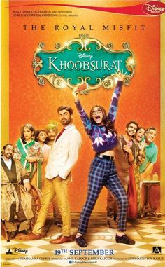 """Khoobsurat Movie Review – is """"Clueless"""" but Desi Style!"""