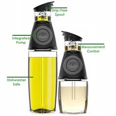 Oil Dispenser Bottle Set - homeuphill