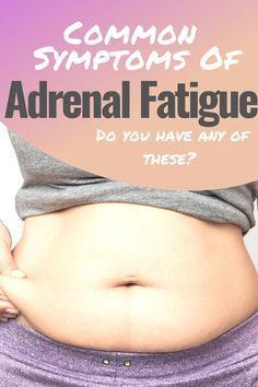 Fatiga Adrenal, Signs Of Adrenal Fatigue, Adrenal Fatigue Treatment, Adrenal Health, Adrenal Glands, Health Tips, Health And Wellness, Health Fitness, Health Care