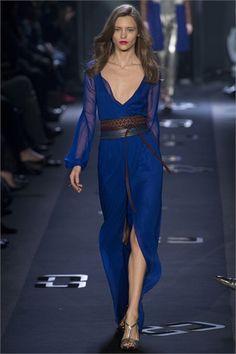 Diane von Furstenberg - Collections Fall Winter 2013-14 - Shows - Vogue.it