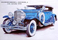 1931 Duesenberg | | Classic Европейския кола
