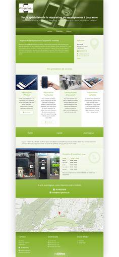 Eco-Phone - Votre spécialiste de la réparation de smartphones à Lausanne. Réparation iPhone, réparation Samsung, smartphones d'occasion, réparation tablette.