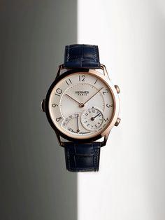 Waiting Is A Pleasure With The 'Slim d'Hermès L'heure impatiente'