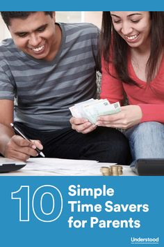 10 simple time savers for parents.