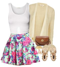 """Spring picnic"" by blondeprincess623 ❤ liked on Polyvore"