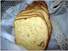 Pão de soja - #Série: Culinária...