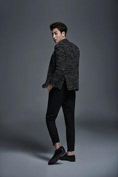 Lee Kwang Soo for Esquire Hong Kong
