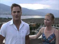 Steven and Andrea tell us how much they like Spirit Ridge in Osoyoos, BC