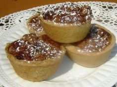 Can be made into mini tarts or one big tart. The dough also makes a good croissant.