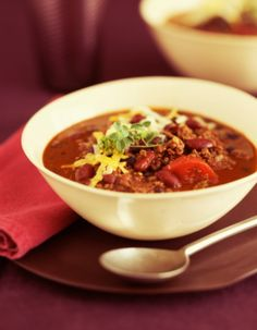 Texas Chili Crockpot Recipe