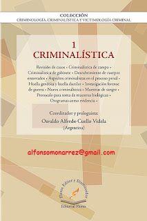 LIBROS EN DERECHO: CRIMINOLOGÍA CRIMINALISTICA VICTIMOLOGÍA CRIMINAL ...