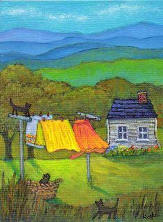 Kathe Soave Folk Art