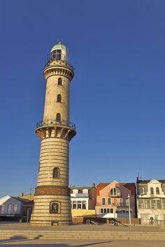 Old Lighthouse, Warnemünde, Rostock.