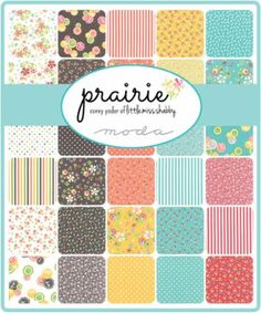 Oct/15 - Prairie Charm Pack