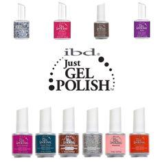 IBD Just Gel Polish Ibd Just Gel Polish, Gel Nail Polish, Gel Nails, Cnd Shellac, Loreal, Maybelline, Gel Nail, Uv Gel Nails