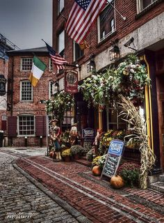 Old Town Boston, Massachusetts,would like to go here on my next trip Rhode Island, Oh The Places You'll Go, Places To Travel, Places To Visit, New Hampshire, Le Vermont, San Francisco, San Diego, Nova Orleans