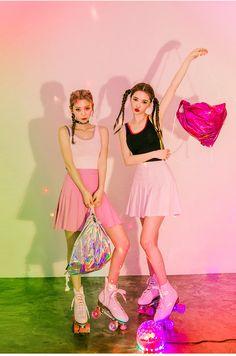 #CHUU2016 #style #사랑해츄 #twinlook #discoparty