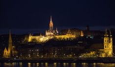 Budapest by night - Chris Photography - indafoto. Cityscapes, Budapest, Paris Skyline, Cathedral, Night, Building, Photography, Travel, Photograph
