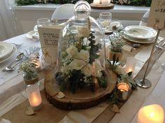 Glass dome woodland scheme by Add Style UK