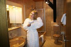 Badezimmer im AKZENT Hotel Stadt Bremen