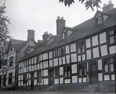Abbey Foregate Shrewsbury Castles In England, Manor Houses, Medieval Town, 17th Century, Tudor, Scotland, Ireland, British, Exterior