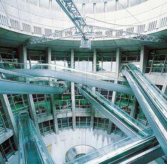 escalator du terminal 1 charles de gaulle - Google Search