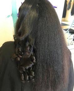 Silk Press Natural Hair Guide for 3 and 4 hair types - Silk Press Natural Hair . - Silk Press Natural Hair Guide for 3 and 4 hair types – Silk Press Natural Hair Guide for 3 and 4 - Pressed Natural Hair, Natural Hair Bob, Natural Hair Blowout, Blowout Hair, Hairstyles With Bangs, Diy Hairstyles, Straight Hairstyles, Hairdos, Damp Hair Styles