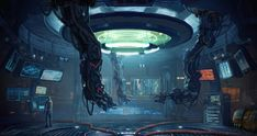 Post with 51 votes and 4524 views. Tagged with rpg, scifi, scifiart, coriolis, freeleague; Shared by Steamjack. Coriolis - An inspirational RPG dump 2 Cyberpunk, Environment Concept Art, Environment Design, Spaceship Interior, Futuristic Art, Interior Concept, Science Fiction Art, Tecno, Sci Fi Fantasy