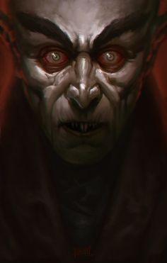 Nosferatu by Mehmet Ozen / Memed