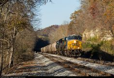 RailPictures.Net Photo: 888 CSX Transportation (CSXT) GE ES44AC at Minford, Ohio by Nick Sharrett
