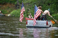 Fishing raft/boat