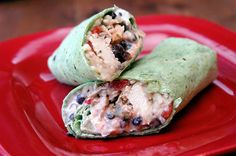 Slow-Cooker Fajita Wraps - Following In My Shoes | Texas Mom Blog