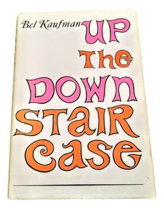 UP The Down Staircase Bel Kaufman 1st Edition 3rd Printing Preowned Book HC DJ Dj Lighting, Printing, Books, Libros, Book, Book Illustrations, Libri