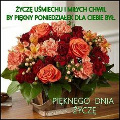 Good Morning, Diy And Crafts, Floral Wreath, Wreaths, Blog, Home Decor, Polish, Pictures, Buen Dia