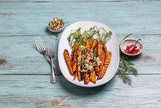 Grønne retter på under 10 minutter! Ethnic Recipes, Sun