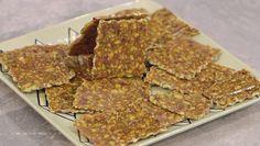 Croccante-al-pistacchio - La cuoca bendata - Real Time