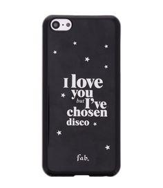 De Disco Glitter Hardcase iPhone 5 cover is een leuke hardcase met sterretjes van Fab. (€14,95) Smartphone Covers, Iphone Cases, Glitter, Iphone Case, I Phone Cases, Sequins, Glow