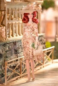 Day at the Races™ Barbie® Doll | The Barbie Collection