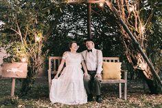 Casal tira fotos do casamento 60 anos depois | Indiretas do Bem