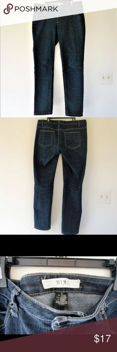 Denim Dark Blue Boot Cut Jeans - 12 Denim Dark Blue Boot Cut Jeans. Brand - Mix It. Size - 12. Great Used Condition - grew out after having baby. Perfect addition to any wardrobe! Mix It Jeans Boot Cut