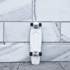 White penny board