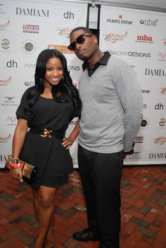 Toya Wright Fashion Style | Toya Wright and Memphitz Wright