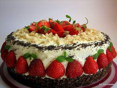 tort urodzinowy na rocznicę bloga
