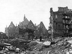 frankfurt a.m.: römer 1944