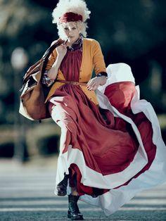 "nice Elle Brasil Junho 2013 | Shirley Mallmann em ""Ideia Fixa"" por Fabio Bartelt   [Editorial]"