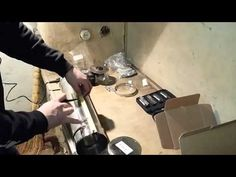 Дымогенератор. Сборка. - YouTube Rocket Stoves, Home Appliances, Cold, Youtube, Food And Drinks, Projects, House Appliances, Appliances, Youtubers