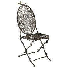 Bird Accent Chair