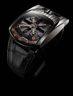 Solo para quien sabe de relojes.  URWERK UR-103T