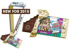 a hot chocolate-themed 15k with chocolate bars for medals. =D