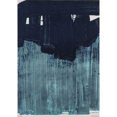 Pierre Soulages - Lithographie 23 ,1969
